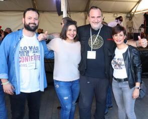 El Gobierno regional señala que festivales como el Winter Festival de Puertollano sirven para promocionar a grupos musicales de la región