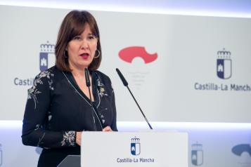 Blanca Fernández en Consejo de Gobierno (II)