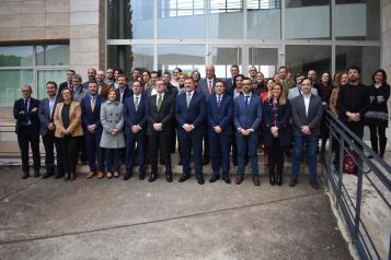 El Gobierno regional pone en valor el programa 'Urban Forest Innovation Lab' ligado a la superficie forestal de Cuenca