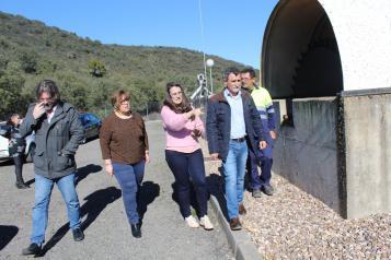 El Gobierno de Castilla-La Mancha llevará a cabo obras para la mejora en el abastecimiento de agua en Anchuras a lo largo de este año