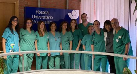 El Hospital de Guadalajara ha llevado a cabo por primera vez una donación de órganos en asistolia controlada