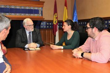 El Gobierno regional espera presentar en un par de meses el proyecto de actuación en la CM-3202 entre Albaladejo y Villanueva de la Fuente