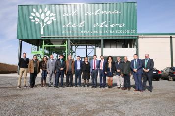 Castilla-La Mancha impulsa 10 agrupaciones de productores contribuyendo a la fortaleza del sector para negociar en la cadena agroalimentaria
