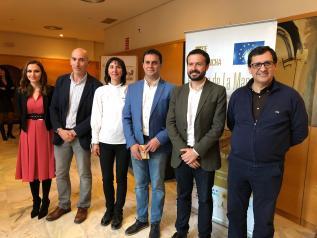 El Gobierno de Castilla-La Mancha apuesta por el desarrollo sostenible para poner en valor las zonas ricas en biodiversidad como las estepas de la región