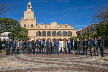 Consejo de Gobierno Itinerante en San Clemente (Cuenca) (I)