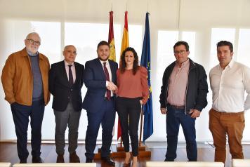 El Gobierno regional acondicionará dentro de tres meses la CM-3102 entre las localidades ciudadrealeñas Villanueva de la Fuente y Albaladejo