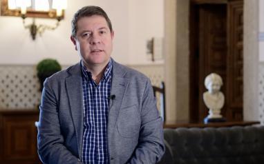 García-Page apuesta por una prestación sanitaria más humanizada que siga mejorando la atención de las personas afectadas por enfermedades raras