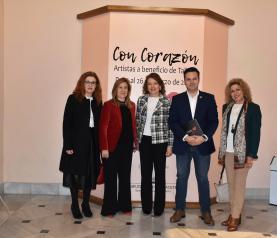 El Gobierno de Castilla-La Mancha celebra el 15º Aniversario de la asociación 'Talitha'