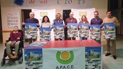 David Gómez Arroyo anima a participar en la I Carrera y Marcha Solidaria a beneficio de APACE que se celebrará el 15 de marzo en Mejorada
