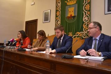 El Gobierno regional invertirá 1,4 millones de euros en la rehabilitación y regeneración del casco histórico de Talavera de la Reina