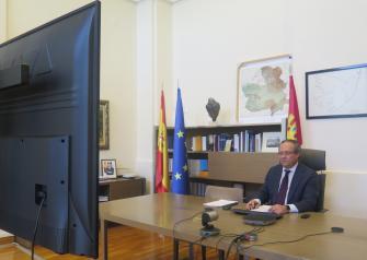 El Gobierno regional plantea al Ministerio del Interior impulsar a nivel nacional una campaña para concienciar de usar el teléfono 1-1-2 sólo en caso de emergencias