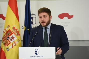 Castilla-La Mancha valora la acogida de sus propuestas en materia de transportes para mejorar las condiciones del sector ante el COVID-19