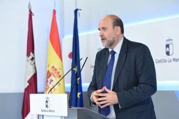 Rueda de prensa sobre la videoconferencia de presidentes autonómicos (29 de marzo)