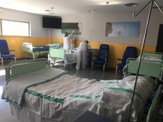 El Hospital General de Valdepeñas incluye nuevas medidas en su Plan de Contingencia para hacer frente al Coronavirus