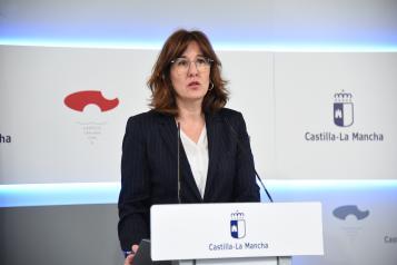 Rueda de prensa del Consejo de Gobierno extraordinario (2 de abril) (Portavoz)