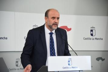 Reunión con Diputaciones Provinciales y FEMP-CLM