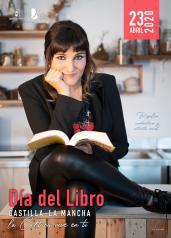 El Gobierno regional agradece a Rozalén su colaboración en la celebración este año del Día del Libro en Castilla-La Mancha