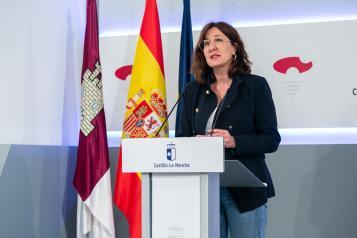 Reunión del Consejo de Gobierno de Castilla-La Mancha (Portavoz) (II)