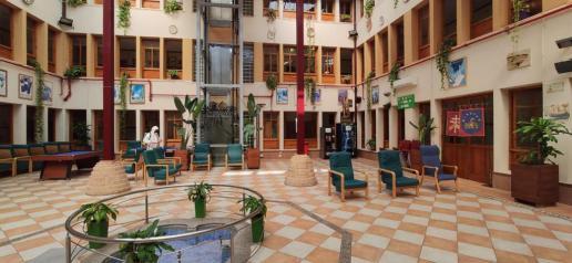 Dispositivo de GEACAM hoy en centros sociosanitarios de Albacete, Hellín y Villarrobledo