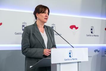 Rueda de prensa del Consejo de Gobierno extraordinario centrado en la crisis del coronavirus (Portavoz)
