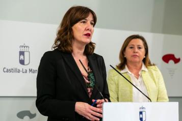 Preside la reunión del Consejo de Gobierno de Castilla-La Mancha (Portavoz)