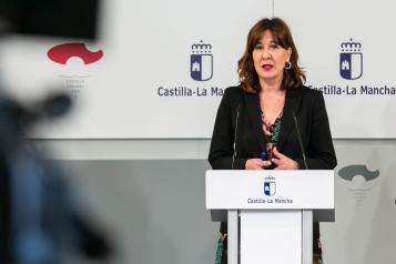 Preside la reunión del Consejo de Gobierno de Castilla-La Mancha (Portavoz) II