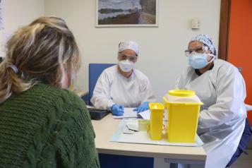 Continúan disminuyendo las personas hospitalizadas en Castilla-La Mancha y ya hay un hospital sin pacientes Covid