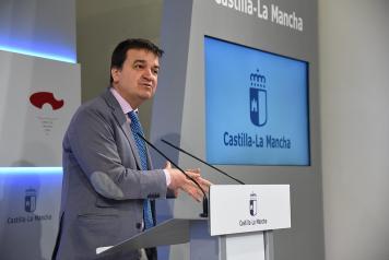 Rueda de prensa de la videoconferencia con el Colegio de Veterinarios de Castilla-La Mancha