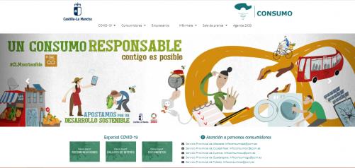 Los servicios de Consumo del Gobierno de Castilla-La Mancha, OMICs y asociaciones de consumidores de la región reciben casi 4.500 consultas y reclamaciones