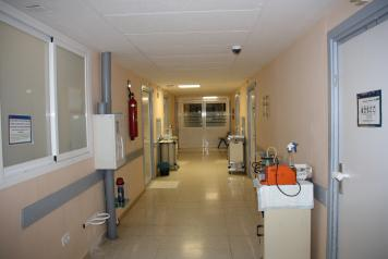 El Hospital Virgen de la Luz de Cuenca crea una Unidad de Cuidados Respiratorios Intermedios en el Servicio de Neumología