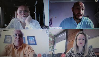 Videoconferencia en materia de Consumo por Operativo Covid19
