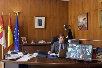 El Gobierno regional implica a los aparejadores de Castilla-La Mancha en la Ley SUMA