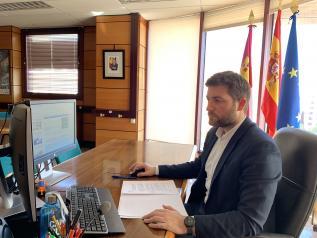 Delegado provincial de Fomento Albacete y Ayudas COVID19