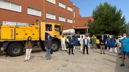 El Gobierno regional está procediendo a la limpieza y desinfección preventiva de 53 institutos de la provincia de Toledo