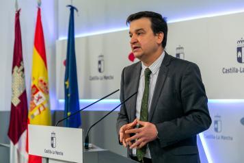 Consejo de Gobierno en el Palacio de Fuensalida (26 de mayo) (Agricultura)