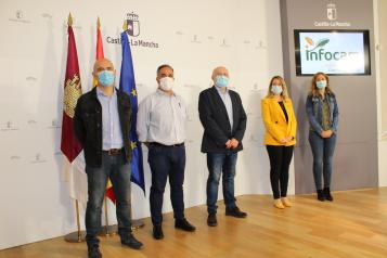 Presentación Plan Infocam 2020 Albacete