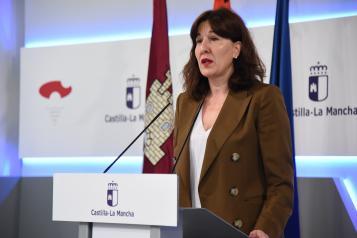 Rueda de prensa de la consejera de Igualdad y Portavoz (1 de junio)