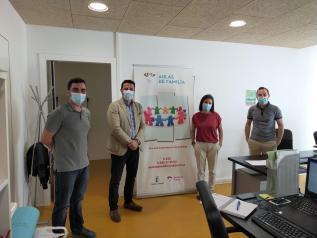 El Gobierno de Castilla-La Mancha ha subvencionado con más de 1,6 millones de euros a 10 entidades sociales de atención a la infancia y a las familias de la provincia