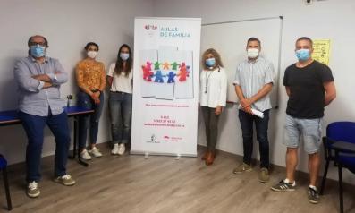 Programa Aulas de Familia de la Consejería de Bienestar Social en Albacete
