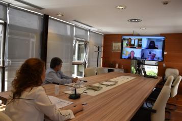 El Gobierno de Castilla-La Mancha colabora con el proyecto 'Como en casa' para personas mayores del entorno rural en Guadalajara