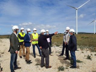 """La apuesta del Gobierno de Castilla-La Mancha por una transición energética basada en las """"renovables"""" sitúa a la región entre las comunidades líderes en la producción de energías limpias"""