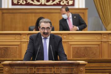 Pleno de las Cortes regionales (18 de junio) Sanidad