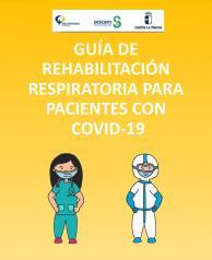 El Servicio de Medicina Física y Rehabilitación del Hospital de Cuenca elabora una Guía de Rehabilitación Pulmonar para pacientes que han superado la Covid-19
