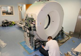 El Gobierno regional invierte casi tres millones de euros en la renovación de equipamiento de alta tecnología para los servicios de Diagnóstico por Imagen
