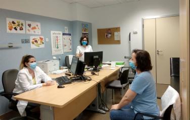 El Hospital de Tomelloso recupera de forma ordenada y gradual la actividad en consultas externas y pruebas diagnósticas