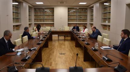 Gobierno regional y Ministerio de Transportes avanzan en infraestructuras  estratégicas como los terrenos de Renfe en Cuenca y el tren en Talavera