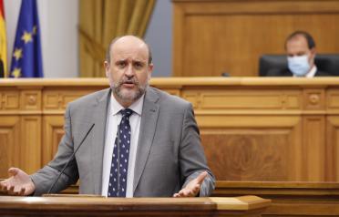Pleno de las Cortes regionales (25 de junio) Vicepresidente