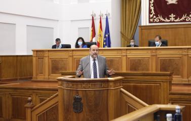 Pleno de las Cortes regionales (25 de junio) Vicepresidente (II)