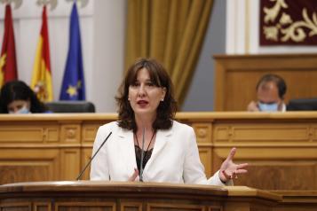 Pleno de las Cortes regionales (25 junio) Portavoz