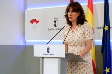 Rueda de prensa del Consejo de Gobierno (1 de julio) PORTAVOZ (I)